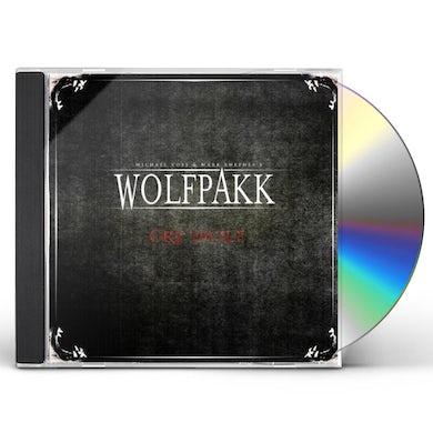 Wolfpakk CRY WOLF CD