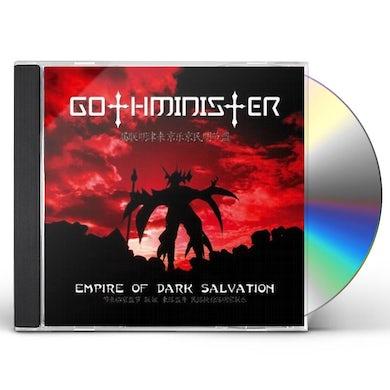 Gothminister EMPIRE OF DARK SALVATION CD