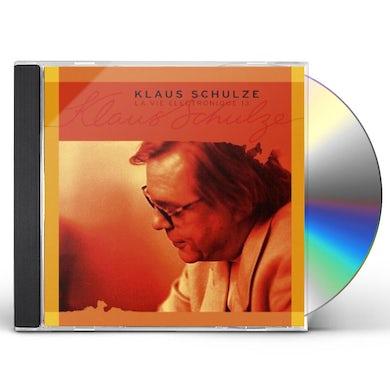 Klaus Schulze LA VIE ELECTRONIQUE 13 CD