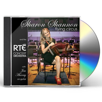 Sharon Shannon FLYING CIRCUS CD