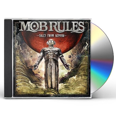 Mob Rules TALES FROM BEYOND CD