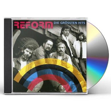 Reform GROSSEN HITS [ GREATEST HITS ] CD