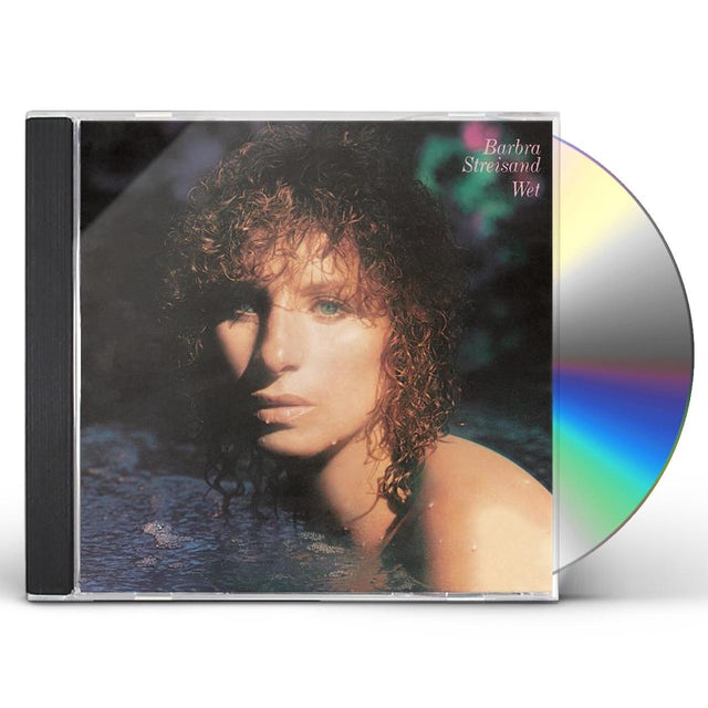 Barbra Streisand WET CD