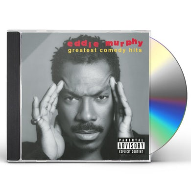Eddie Murphy GREATEST COMEDY HITS CD