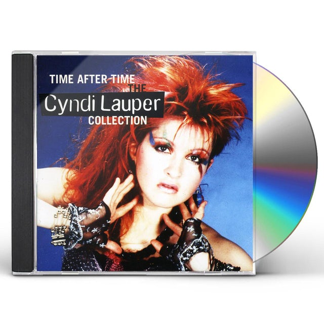 Cyndi Lauper TIME AFTER TIME: BEST OF CD