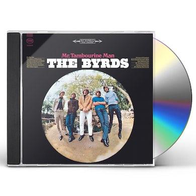The Byrds MR TAMBOURINE MAN CD