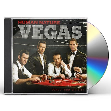 Human Nature VEGAS: SONGS FROM SIN CITY CD