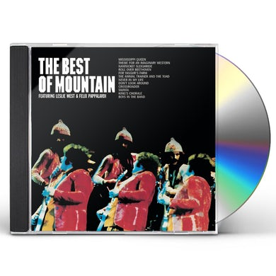 BEST OF MOUNTAIN CD