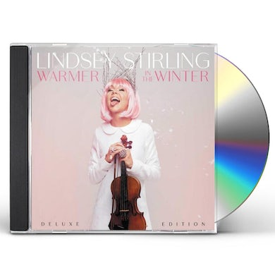 Lindsey Stirling WARMER IN THE WINTER CD