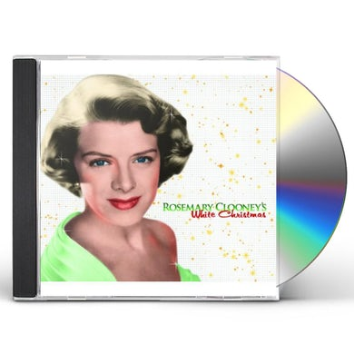 Rosemary Clooney WHITE CHRISTMAS CD