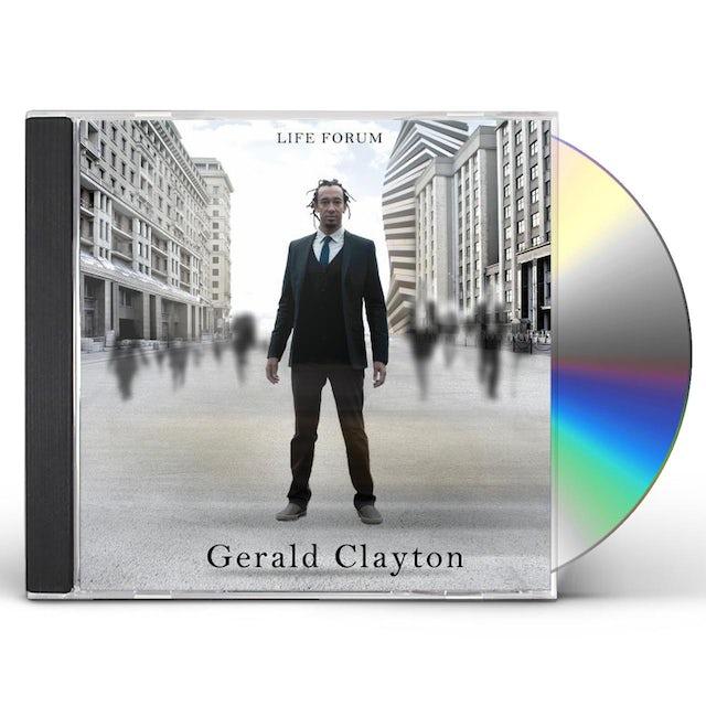 Gerald Clayton LIFE FORUM CD