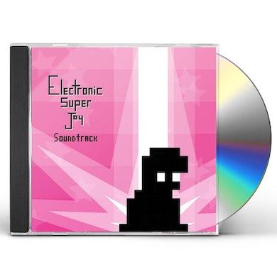 ENV ELECTRONIC SUPER JOY PTS. 1 & 2 (ORIGINAL SOUNDTRA CD