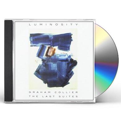 Graham Collier LUMINOSITY (THE LAST SUITES) CD