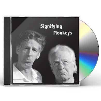 SIGNIFYING MONKEYS CD