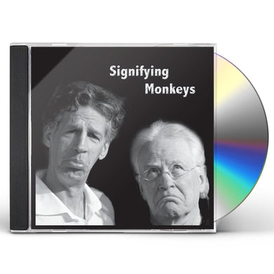 Doug James SIGNIFYING MONKEYS CD