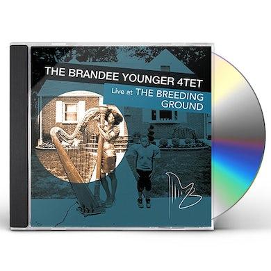 BRANDEE YOUNGER 4TET CD