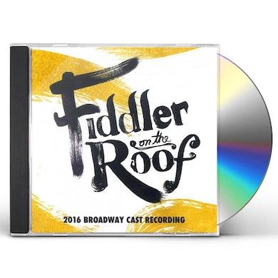 FIDDLER ON THE ROOF / 2016 B.C.R. CD