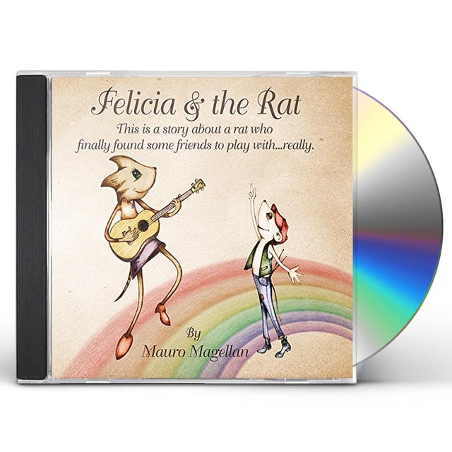 Mauro Magellan FELICIA & THE RAT CD