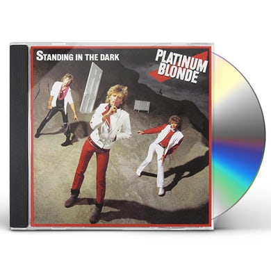 Platinum Blonde STANDING IN THE DARK (REMASTERED) CD