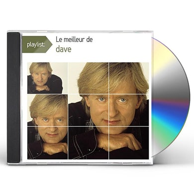 PLAYLIST: LE MEILLEUR DE DAVE CD