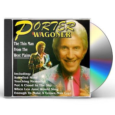 Porter Wagoner THIN MAN FROM WEST PLAINS CD