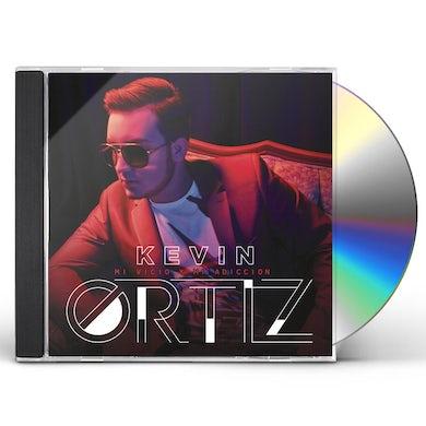 Kevin Ortiz MI VICIO Y MI ADICCION CD