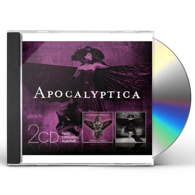 Apocalyptica WORLDS COLLIDE / 7TH SYMPHONY CD