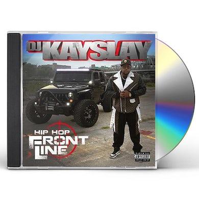 Dj Kay Slay HIP HOP FRONTLINE CD