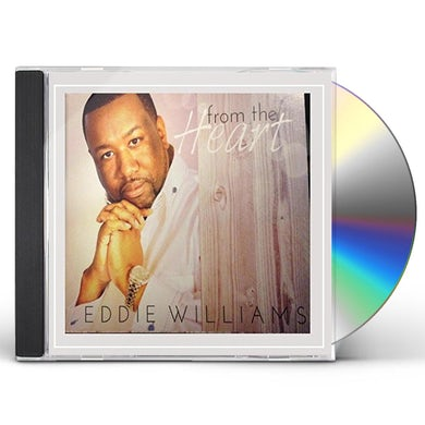 Eddie Williams FROM THE HEART CD