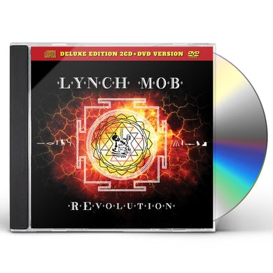 Lynch Mob REVOLUTION - DELUXE EDITION CD