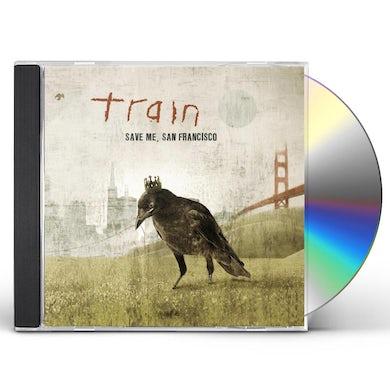 Train SAVE ME SAN FRANCISCO (GOLDEN GATE) (GOLD SERIES) CD