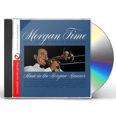 MORGAN TIME CD