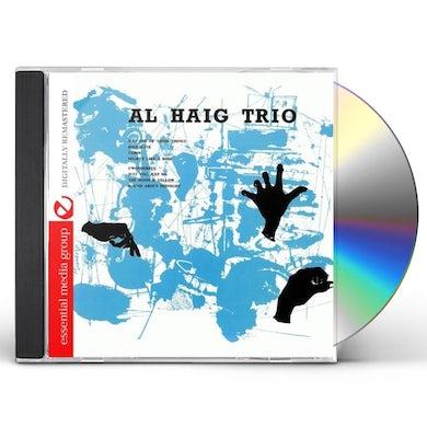 AL HAIG TRIO: PERIOD CD