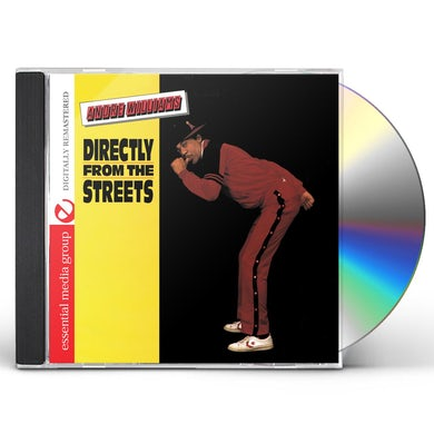 Andre Williams DIRECTLY FROM STREETS CD