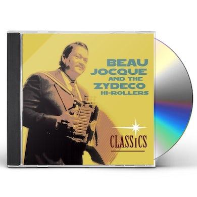 Beau Jocque & Zydeco Hi-Rollers CLASSICS CD