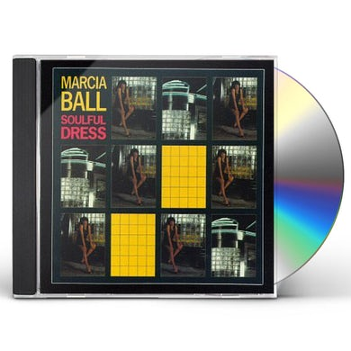 Marcia Ball SOULFUL DRESS CD