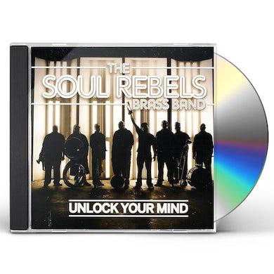 Soul Rebels Brass Band UNLOCK YOUR MIND CD