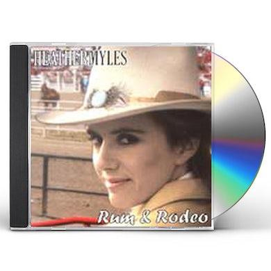 RUM & RODEO CD