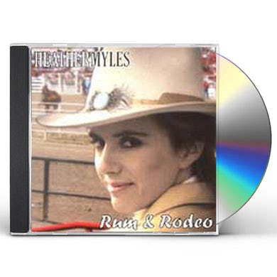 Heather Myles RUM & RODEO CD
