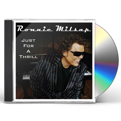 Ronnie Milsap JUST FOR A THRILL CD