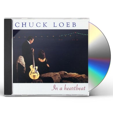 Chuck Loeb IN A HEARTBEAT CD