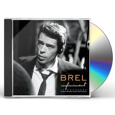 Jacques Brel INFINIMENT CD
