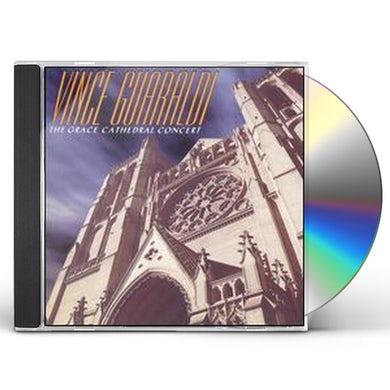 Vince Guaraldi GRACE CATHEDRAL CONCERT CD