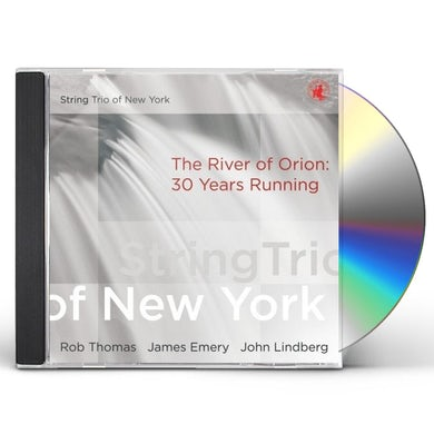 String Trio Of New York RIVER OF ORION CD