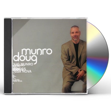 Doug Munro BIG BOSS BOSSA NOVA CD