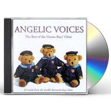 Vienna Boys Choir ANGELIC VOICES: BEST OF CD