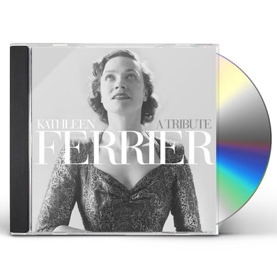 Kathleen Ferrier TRIBUTE CD