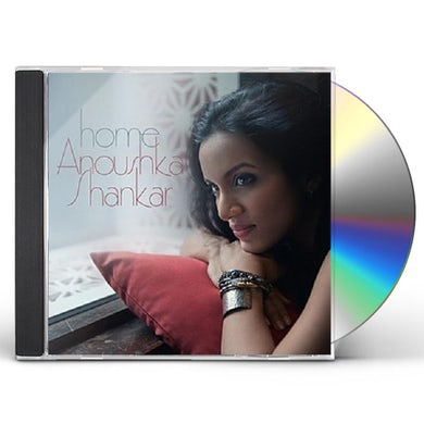 Anoushka Shankar HOME CD