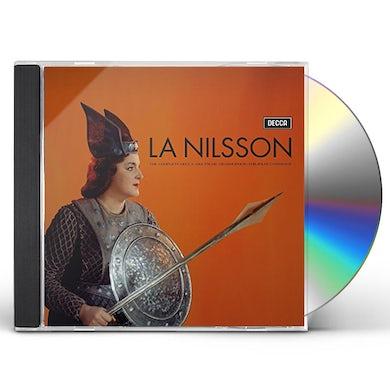 Birgit Nilsson LA NILSSON CD