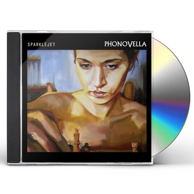 Sparklejet PHONOVELLA CD